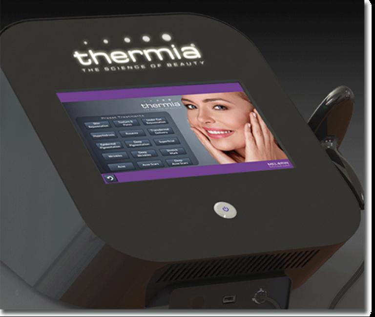 ترمیا | بهترین آر اف فرکشنال | نانو ابلیتیو | لیفت | لیزر | جوانسازی | درمان های پوستی